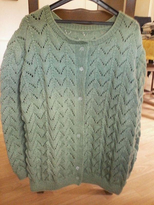 Mes creations tricot pour enfant page 2 - Point tricot ajoure facile ...